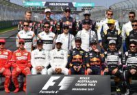 F1 2017 Entry list, Schedule and Results