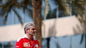 Maurizio Arrivabene (ITA) Ferrari Team Principal at Formula One World Championship, Rd21, Abu Dhabi Grand Prix, Preparations, Yas Marina Circuit, Abu Dhabi, UAE, Thursday 24 November 2016. © Sutton Images
