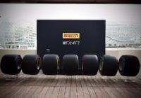 Pirelli shows the wide 2017 tyres in Abu Dhabi