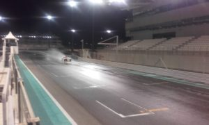 pic-1 / EIGHTH TEST WITH RED BULL RACING: Pierre Gasly tests pirelli 2017 wider wet tyres at Yas Marina Circuit, Yas Island, Abu Dhabi, United Arab Emirates, THE WIDER TYRES FOR 2017 SEASON
