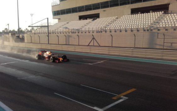 PIRELLI WIDER TYRE TEST-8 FOR 2017, 2nd-3rd November