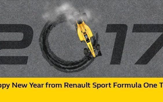 Happy New Year and New Season 2017