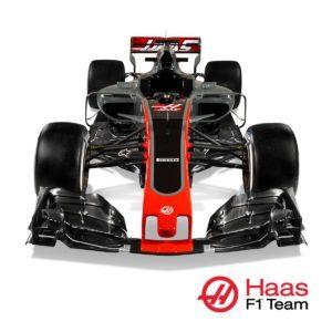 VF-17 / Haas F1 Team
