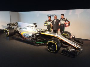 VJM10 / Sahara Force India F1 Team