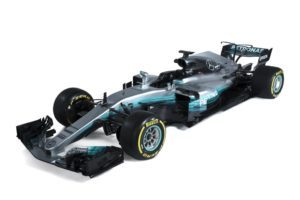 W08 EQ Power+ / Mercedes AMG Petronas Motorsport