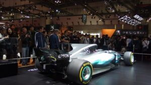F1 W08 EQ Power+